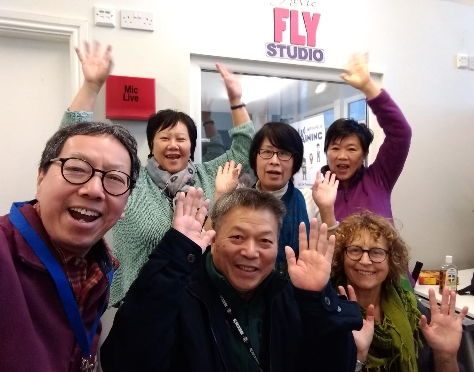 Giving voice to the Chinese community